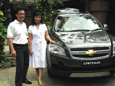 All New Chevrolet Captiva 20l Vcdi Raju Febrians Weblog
