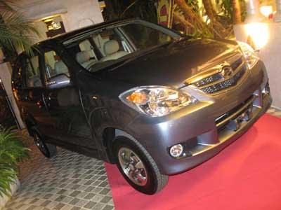 Daihatsu Xenia VVT-i