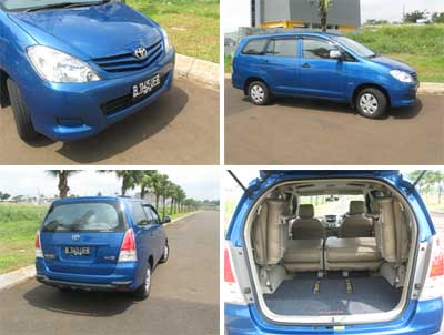 Toyota New Kijang Innova E 2 0 M T Benar Benar Untuk Keluarga