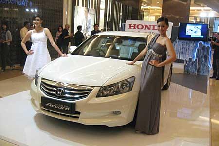 Honda Accord Baru