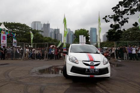 Honda Brio Hai Day 2012 merupakan acara yang menampilkan berbagai kegiatan anak muda dalam rangka memperingati ulang tahun ke-35 majalah Hai di Indonesia