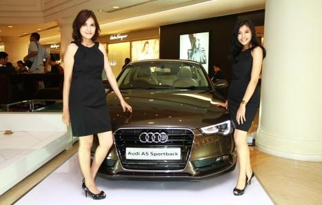DIS, Informan di Audi A5 Sportback