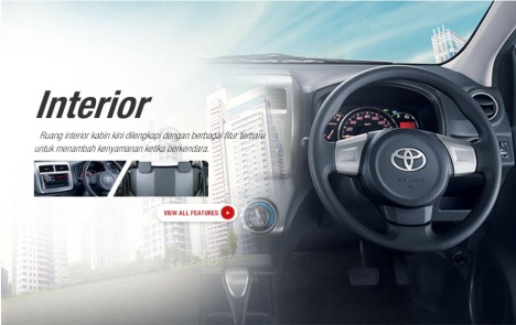 09-09-Toyota Agya Interior