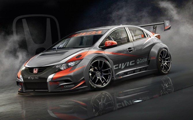 10-12-Honda Civic WTCC