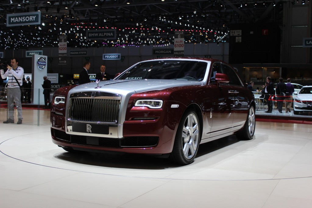 Rolls-Royce Phantom II 2017 Review, Specification, and Price