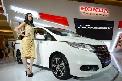 Review: Honda Odyssey, Makin Lengkap dan Nyaman
