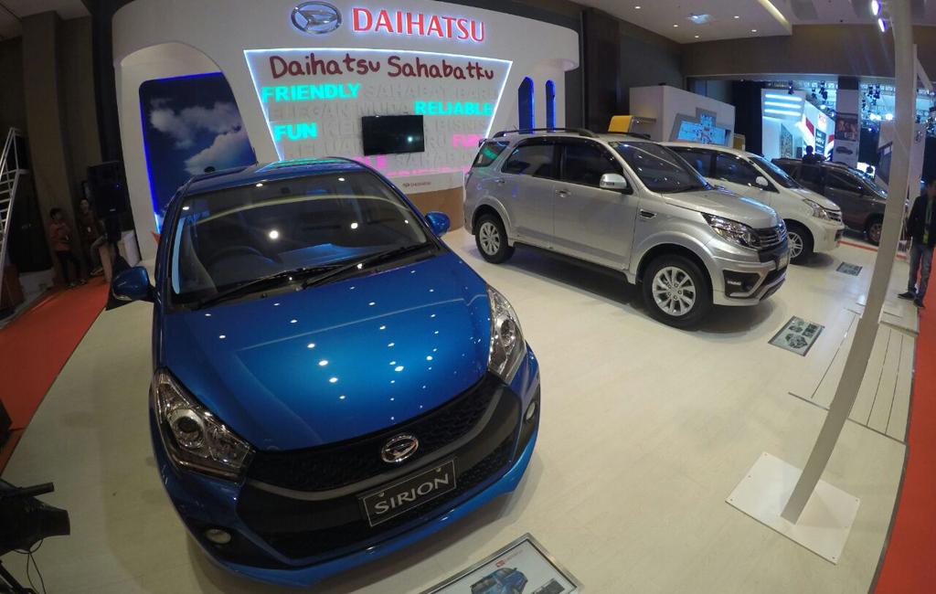 Daihatsu New Sirion Dapat 4 Bintang Uji Tabrak ASEAN NCAP