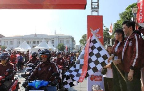 Honda Ajak 150 Konsumen Perpetualang Jawa – Lombok