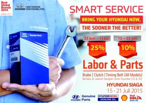 Flyer Smart Service