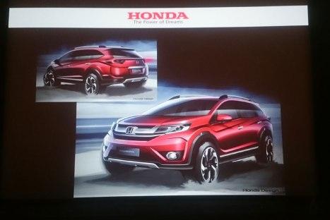 Ini Kira-Kira Spesifikasi Honda BR-V