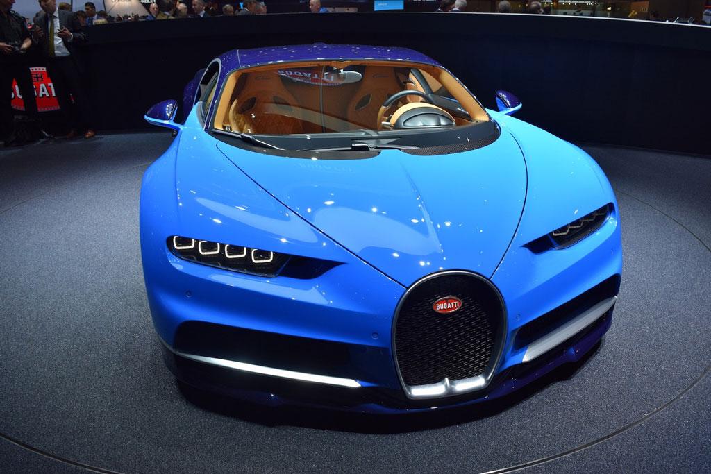 Bugatti Chiron Jadi Bintang di Geneva 2016 | raju febrian ...