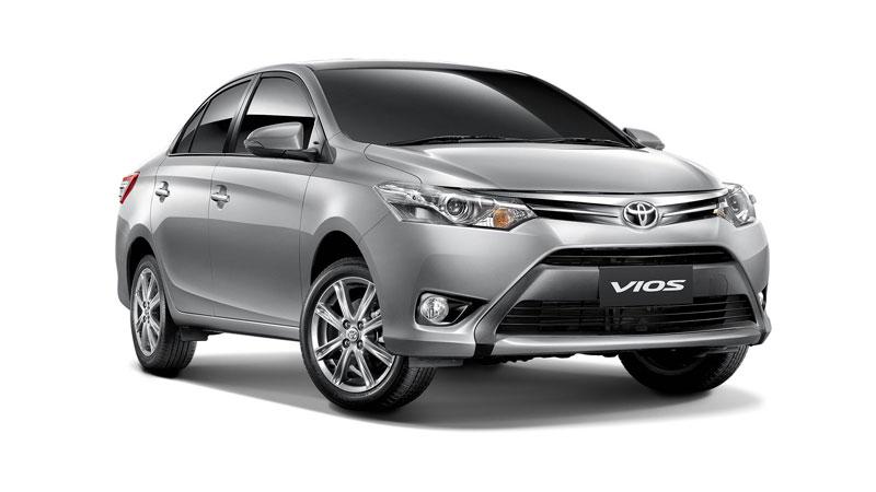 Toyota entry to thailand