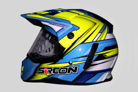 Helm Cargloss YZF
