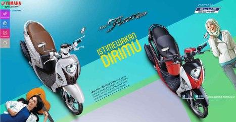 21042016-Moto-Yamaha-Fino-Blue-Core