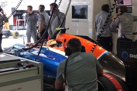 (Foto: Twitter Manor Racing)